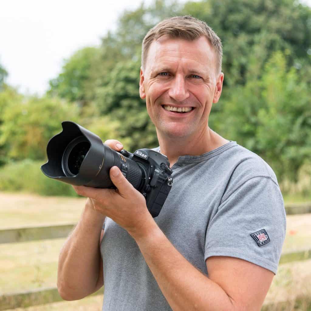 Steve Wright Vets Photographer